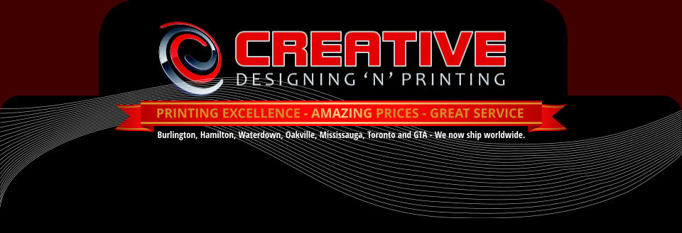 PRINTING EXCELLENCE - AMAZING PRICES - GREAT SERVICE
